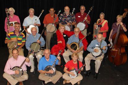 Arizona Banjo Blasters c. 2015